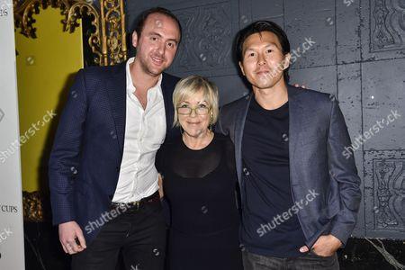 Producers; Nicolas Gonda, Sarah Green, and Kenneth Kao