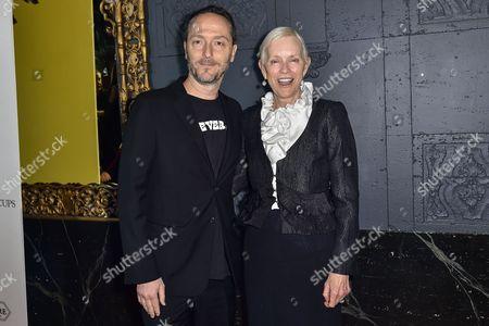 Emmanuel Lubezki and Alexandra Wallace