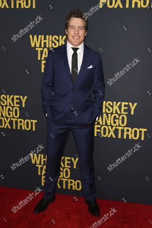 Editorial picture of 'Whiskey Tango Foxtrot' film premiere, New York, America - 01 Mar 2016