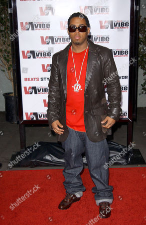 Editorial image of THE 3RD ANNUAL VIBE AWARDS, CULVER CITY, CALIFORNIA, AMERICA - 12 NOV 2005
