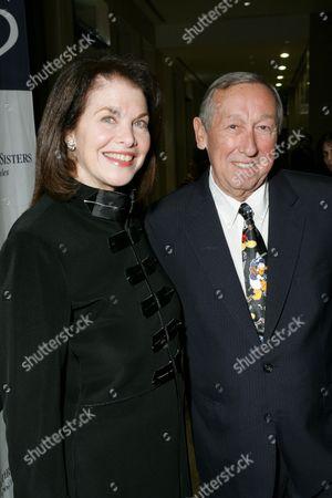 Roy Disney and Sherry Lansing