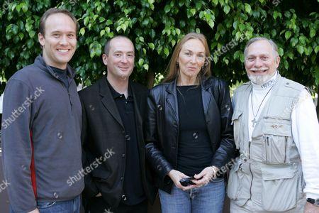 Stephen McFeely, Chris Markus, Ann Peacock, Douglas Gresham
