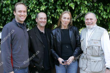 Stephen McFeely, Chris Markus, Ann Peacock and Douglas Gresham