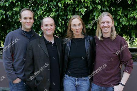 Stephen McFeely, Chris Markus, Ann Peacock, Andrew Adamson