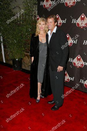 Eileen Davidson and Vince Van Patten