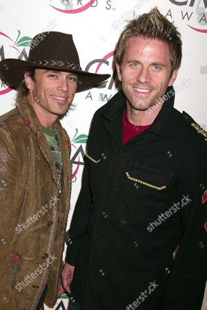 Stock Image of Blue Country - Scott Reeves and Aaron Benward