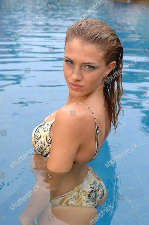 Miss World contestant, Sofia Bruscoli - Italy