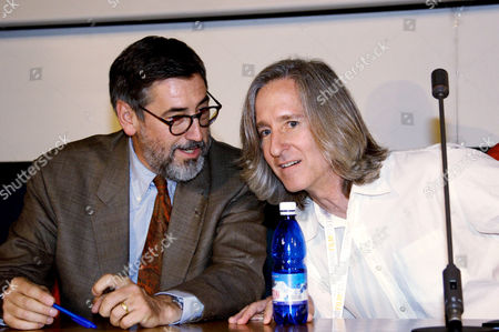 'Masters of Horror' press conference - John Landis and Mick Garris