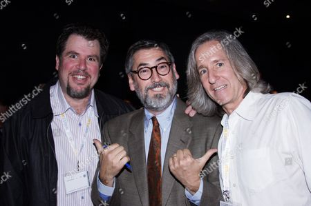 'Masters of Horror' press conference - Don Coscarelli, John Landis and Mick Garris