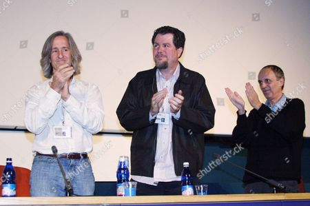'Masters of Horror' press conference - Mick Garris, Don Coscarelli and Dario Argento