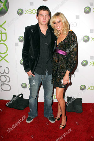 Kimberly Stewart and fiance Talan Torriero