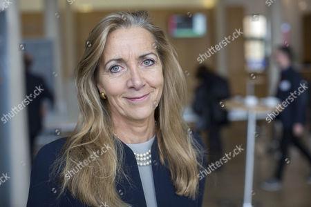 Rona Fairhead, Chair of the BBC Trust.
