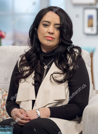 Editorial image of 'Lorraine' TV show, London, Britain - 03 Mar 2016