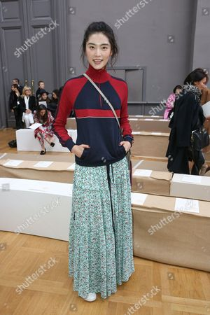 Stock Photo of Bonnie Chen