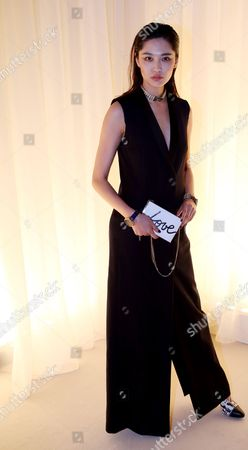 Stock Picture of Bonnie Chen