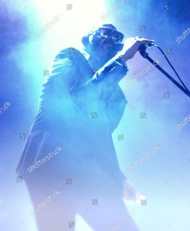 Editorial picture of Barry Adamson concert, Islington Halls, London, Britain - 03 Mar 2016