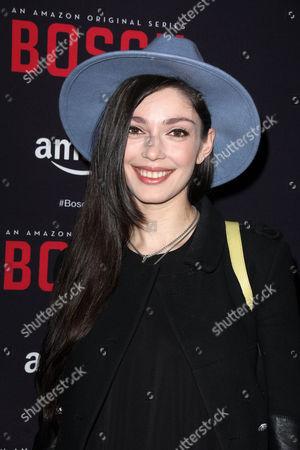 Stock Image of Emilia Zoryan