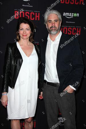 Editorial photo of 'Bosch' Season 2 Premiere, Los Angeles, America - 03 Mar 2016