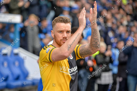 Fulham midfielder Jamie O-Hara during the Sky Bet Championship match between Reading and Fulham at the Madejski Stadium, Reading
