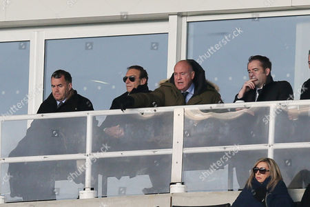 Leeds owner Massimo Cellino during the Sky Bet Championship match between Leeds United and Bolton Wanderers played at Elland Road, Leeds on March 5th 2016