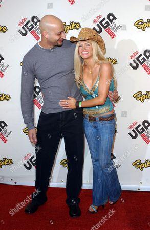 Jason Hall and Nikki Ziering