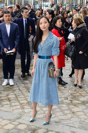 Stock Picture of May Wang