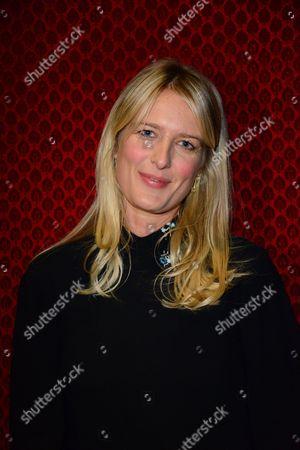 Stock Photo of Anita Patrickson