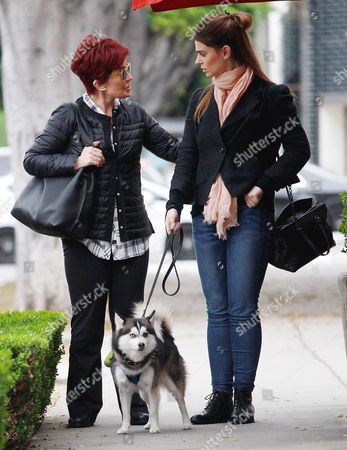 Editorial image of Sharon Osbourne out and about, Los Angeles, America - 05 Mar 2016