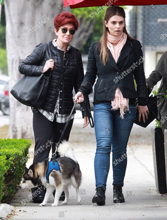 Editorial photo of Sharon Osbourne out and about, Los Angeles, America - 05 Mar 2016