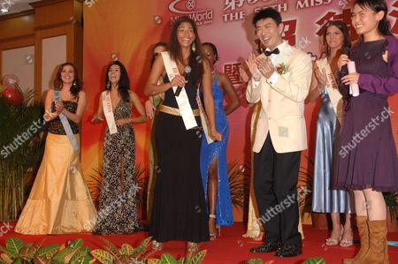 Tatiana Silva Braga Tavares Miss World Belgium