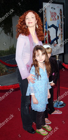 Amy Yasbeck and daughter Stella Ritter