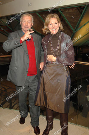 TERENCE CONRAN AND WIFE VICTORIA