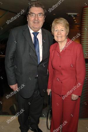 JOHN HUME AND WIFE