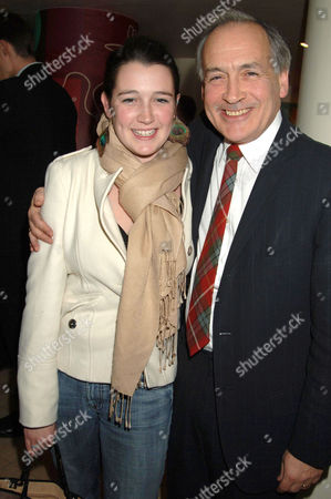 Stock Image of Alistair Stewart AND Daughter