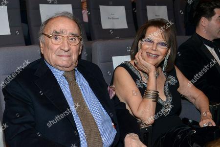 Claude Brasseur, Claudia Cardinale
