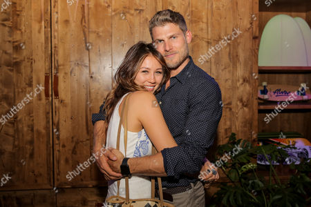 Travis Van Winkle with guest