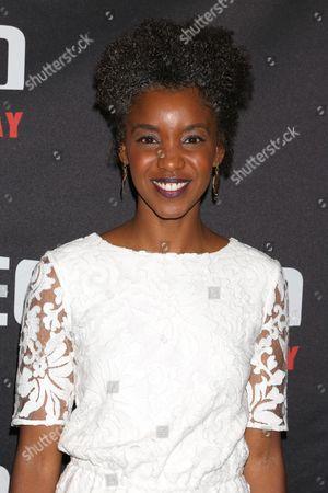 Stock Photo of Ayesha Jordan