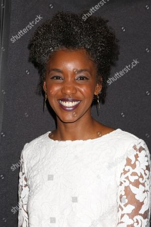 Editorial image of 'Eclipsed' Broadway play opening night, New York, America - 06 Mar 2016