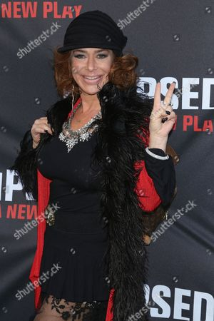 Stock Picture of Claudia Wells