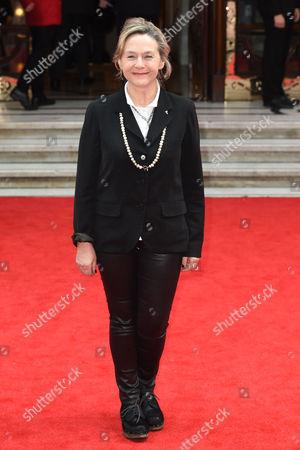 Editorial image of Prince's Trust Celebrate Success Awards, London, Britain - 07 Mar 2016