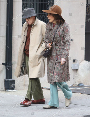 Woody Allen and Elaine May