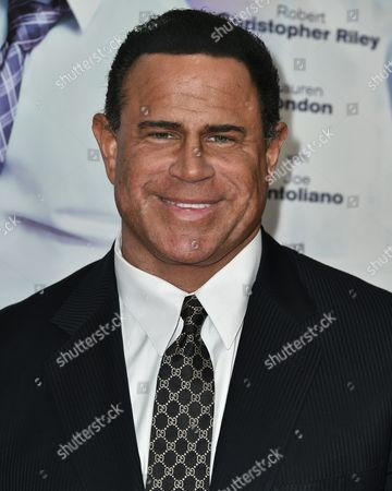 Stock Image of Keith Middlebrook