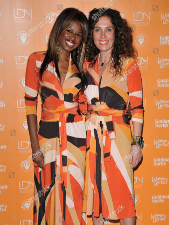 June Sarpong and Tara Smith
