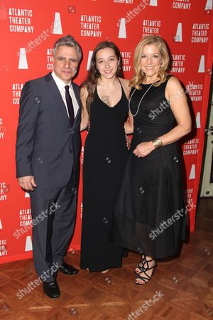 Stock Picture of Neil Pepe, Lena Pepe and Mary McCann