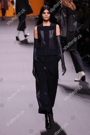 Stock Photo of Bhumika Arora on catwalk