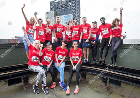 Sarah Lamptey, Jake Sims, Martin Lewis, Calum Best, George Lineker, Jay James, Kieran McLeod, Pascal Craymer, Nell McAndrew, Gail Porter, Hatty Keane, Rachel Christie and George Gilbey