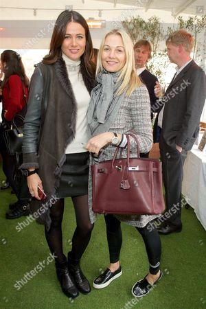Kim Johnson and Caroline Fleming
