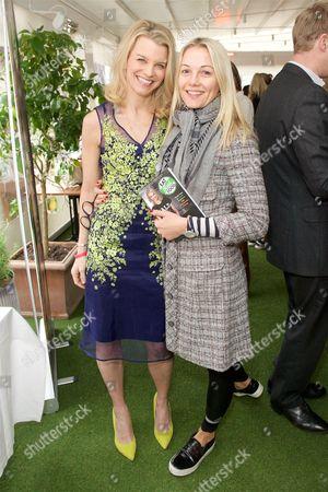 Julie Montagu and Caroline Fleming