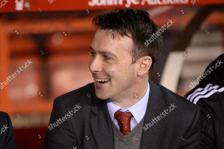 Nottingham Forest manager Dougie Freedman during the Sky Bet Championship match between Nottingham Forest and Preston North End at the City Ground, Nottingham
