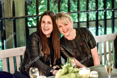 Editorial image of The Ivy Kensington Brasserie International Women's Day & Terrace Launch Party, London, Britain - 08 Mar 2016